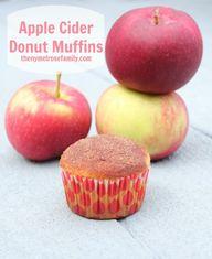 Apple Cider Donut Mu