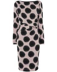 Stacey Spot Dress