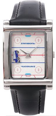 ZAMBONI WATCH #hocke