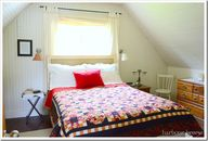 Beach cottage bedroo