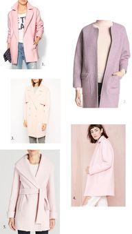 Blush Coat Round-up!
