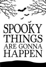 Spooky Halloween Pos