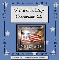 Veteran's Day by Car