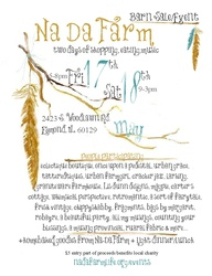 Na-Da Farm May sale