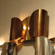 Folded Wall Sconce -