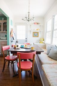 small dining area wi