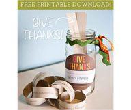 FREE Thanksgiving Gr