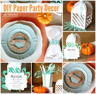 Paper Crafts Project