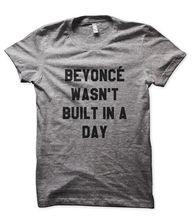 Beyonce Wasn't Built