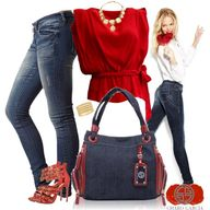 """go jeans with charo"
