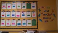 Display your student...