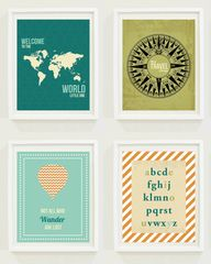 Nursery Prints: Arou