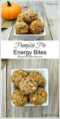 Pumpkin Pie Energy B