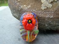 Bloome poppy bead by