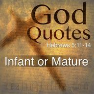 God Quotes: Infant o