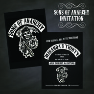 Son's of Anarchy Inv