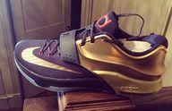 """Nike KD 7 """"Gold Meda"""