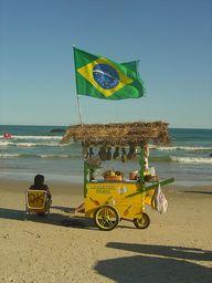 Praia Joaquina, Flor