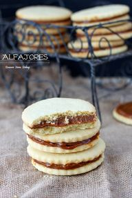Alfajores, also know