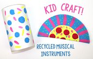 Recycled Musical Ins