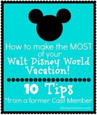 10 Walt Disney World
