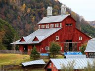 Old Vermont Barn … T