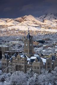 Salt Lake City & Cou