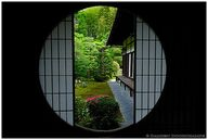 Round window on zen