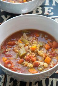 Hearty Vegan Tomato