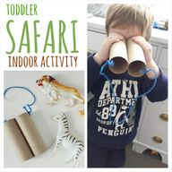 Toddler Safari Rainy