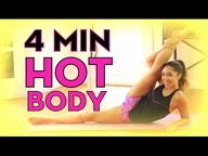 4 Min to a HOT BODY