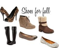 Fall shoes - which d