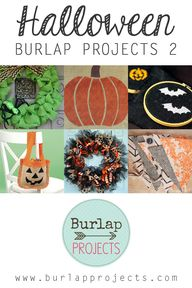 Halloween Burlap Pro