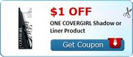 $1.00 off ONE COVERG