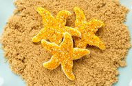 Starfish Cookies wit