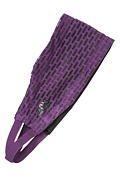 purple mesh headwrap