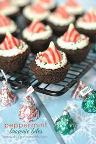 Peppermint Brownie B