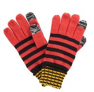 Striped Knit Glove |