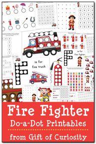 Fire Fighter Do-a-Do...