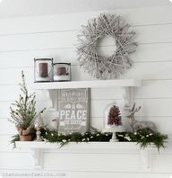 DIY Winter Wonderlan