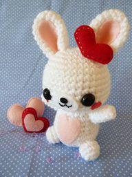 #amigurumi   #bunny    # Pin++ for Pinterest #