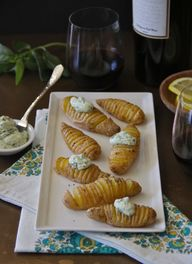 hasselback fingerlin