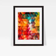 Geometric Print | Ho