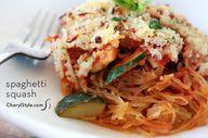 Spaghetti squash cas