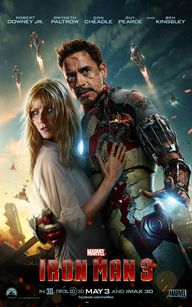 Iron Man 3 featuring