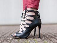 Trend Alert: Lace-up