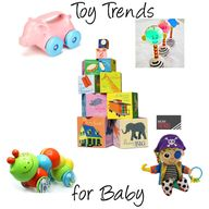Toy Trends for Baby