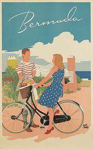 Bermuda vintage trav