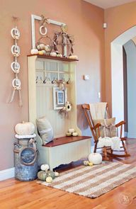Shabby Chic Fall Ent