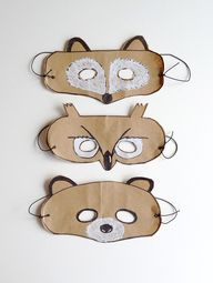 DIY Forest Friends A